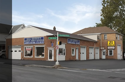 All county store