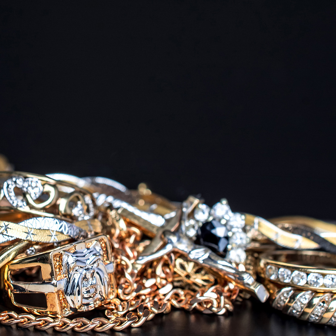 buy or sell gold jewelry at All County
