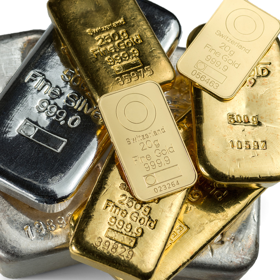 We buy gold and silver